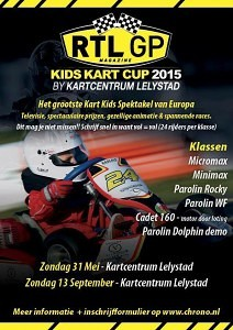 RTL GP Kids Cup 2015 flyer